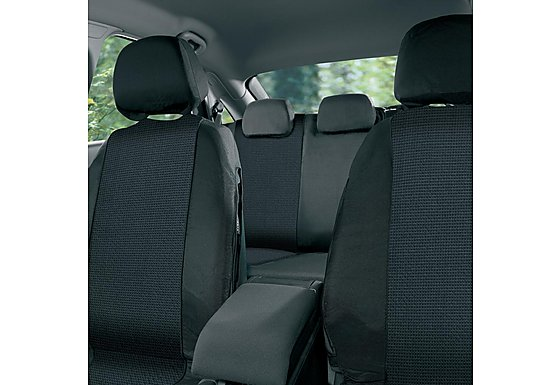Halfords Car Seat Covers Full Set - Monaco