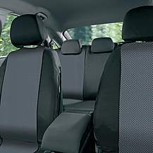 image of Halfords Car Seat Covers Full Set: Oslo