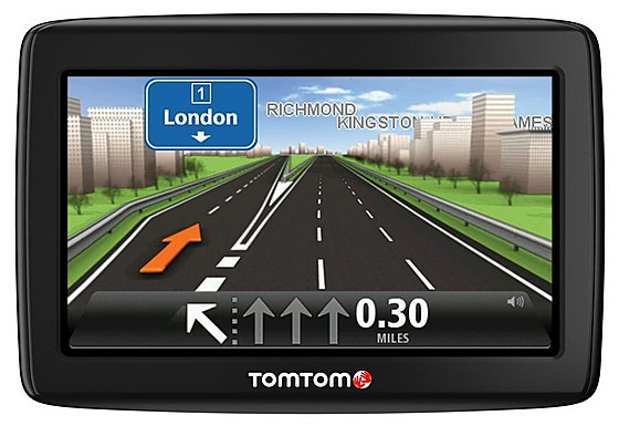 TomTom Start 25 Sat Nav - UK & ROI