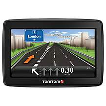 "image of TomTom Start 25 5"" Sat Nav - UK, ROI & Full Europe"