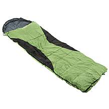 image of Urban Escape Garda Envelope Sleeping Bag Green