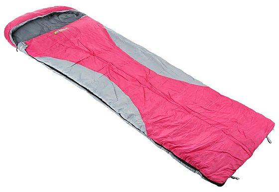 Urban Escape Garda Envelope Sleeping Bag Pink