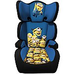image of Minions High Back Booster Seat