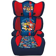 Paw Patrol High Back Booster Seat