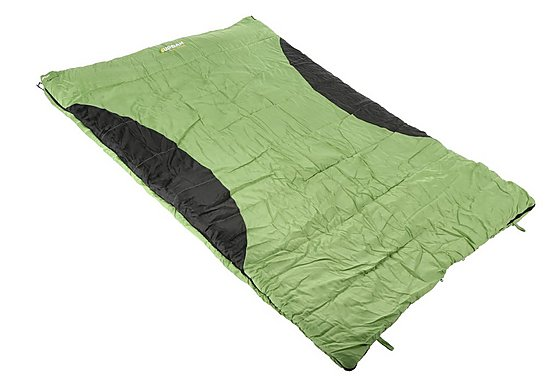 Urban Escape Double Garda Envelope Sleeping Bag
