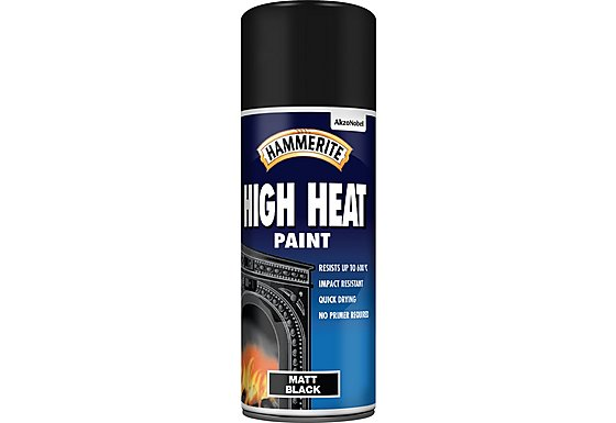 Hammerite High Heat Paint 400ml