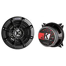 "image of Kicker 4"" KS Series 2-way Car Speakers - 90w"