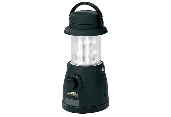 Urban Escape Wind Up Collapsible LED Lantern