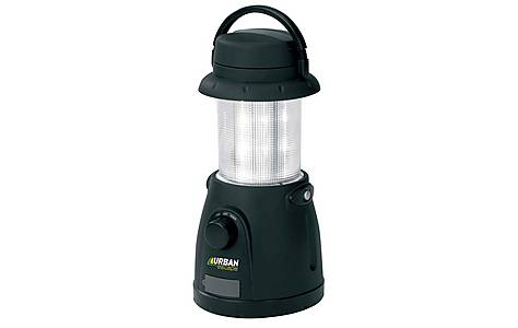 image of Urban Escape Wind Up Collapsible LED Lantern