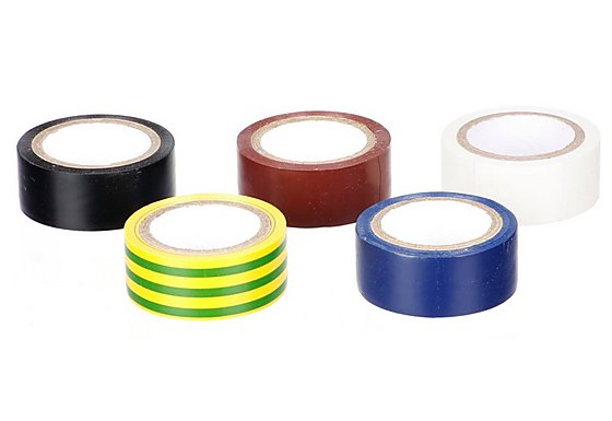 Harris Insulation Tape 19mm x 4.5m 5 pack