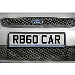 Richbrook Ford Number Plate Surround