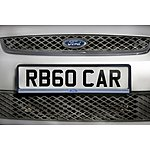 image of Richbrook Ford Number Plate Surround