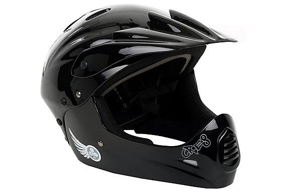 CRE8 Full Face Bike Helmet