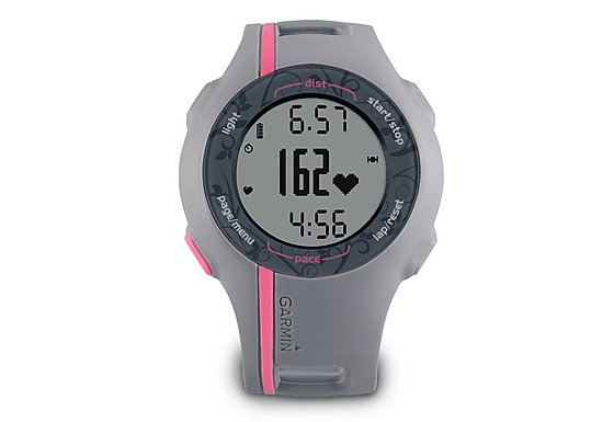 Garmin Forerunner 110 Womens GPS Enabled Sports Watch - Pink