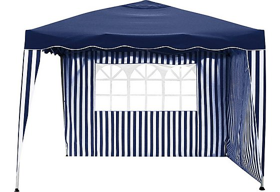 Halfords Pop-up Gazebo with Side Panels