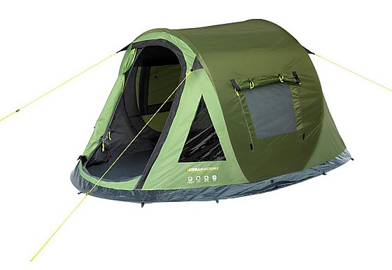 Urban Escape Matsuri 2 Man Pop Up Tent