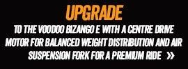 Upgrade to the Voodoo Bizango