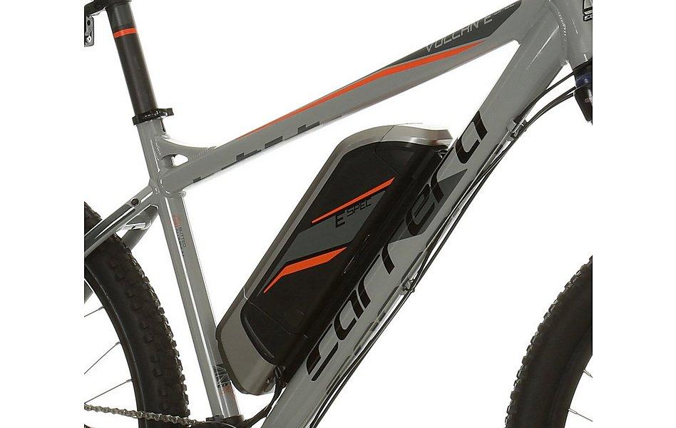 Vulcan Electric Mountain Bike 16 18 20 22 Frames