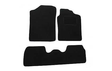 image of Halfords (SS2013) Citroen Berlingo Car Mats (to 08) BLK