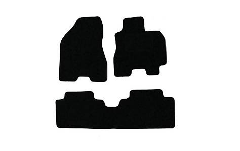 image of Halfords (SS1854) Hyundai Tucson Car Mats (04-09) BLK