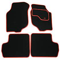 image of Halfords (SS1365) Rover 25 Car Mats BLK