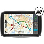 "image of TomTom GO 5200 5"" Sat Nav with WiFi, TomTom Traffic and World Maps"