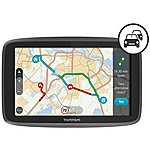 "image of TomTom GO 6200 6"" Sat Nav with WiFi, Digtal Traffic & World Maps"
