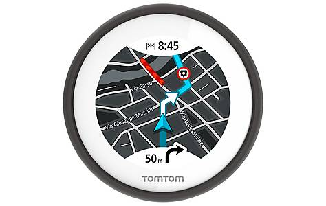 image of TomTom Vio Scooter Navigation Device