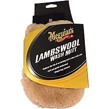 image of Meguiars Lambs Wool Wash Mitt