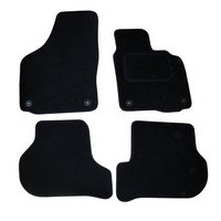 Halfords (SS3285) VW Scirocco Car Mats (08 onwards) BLK