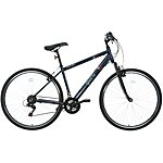 "image of Apollo Guru 2 Mens Hybrid Bike - 18"", 21"" Frames"