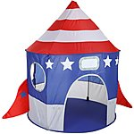 image of Rocket Kids Play Tent