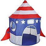 image of Rocket Kids Play Tent