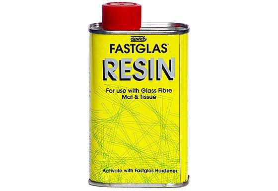 David's Fastglas Resin 250ml
