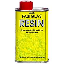 image of Davids Fastglas Resin 250ml
