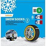 image of Universal Multigrip Snow Socks Small