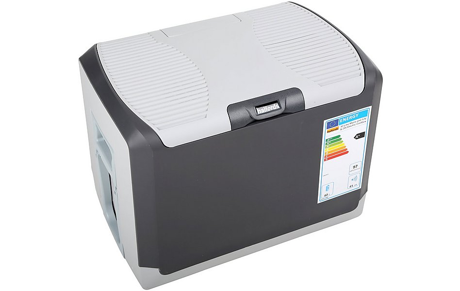 Cool Box 40 litre mains and 12v & 24v electric coolbox