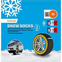 image of Universal Multigrip Snow Socks Medium