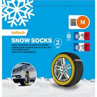 Universal Multigrip Snow Socks Medium