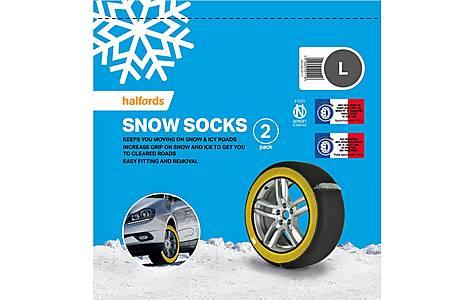 image of Universal Multigrip Snow Socks Large