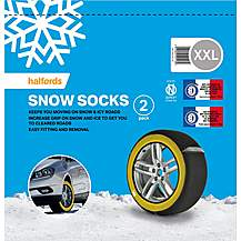 image of Universal Multigrip Snow Socks XXL