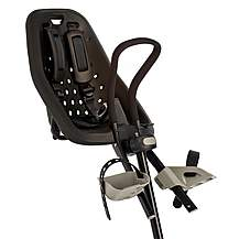 image of Yepp Mini Ahead Front Mounting Child Seat - Black