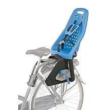 image of Yepp Maxi Rear Child Bike Seat - Blue