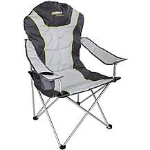 image of Urban Escape Folding Chair - Grey