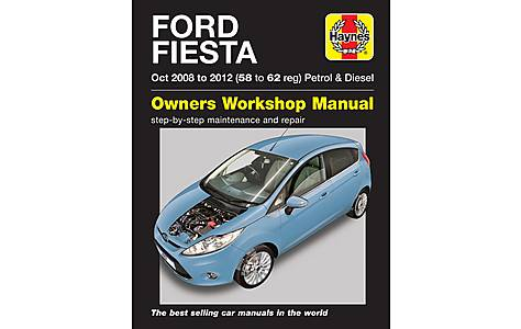 image of Haynes Ford Fiesta (08 to 11) Manual