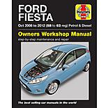 Haynes Ford Fiesta (08 to 11) Manual
