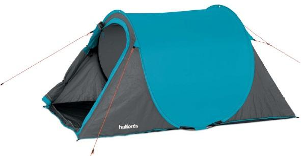 Halfords 2 Man Pop Up Tent  sc 1 st  Halfords & 2 Man Pop Up Tent