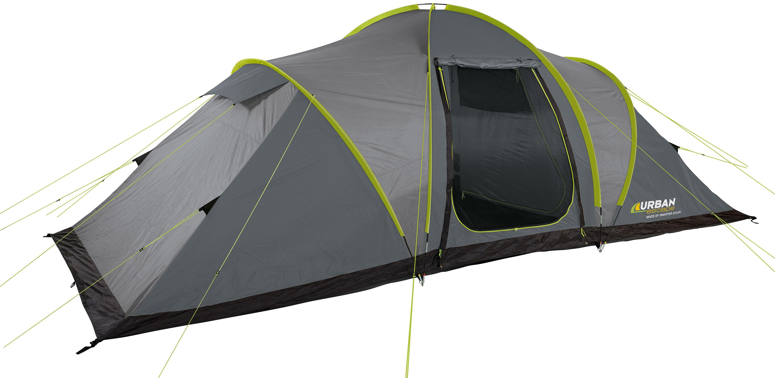Urban Escape 6 Man Vis A Vis Tent  sc 1 st  Halfords & Escape 6 Man Vis A Vis Tent