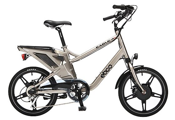 EBCO Eagle Lifestyle LSR-50 Electric Bike