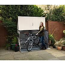 image of Protect A Cycle - Police Approved Bike Storage with Ramp